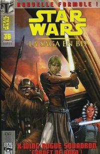 Star Wars (revue) – La saga en BD, T37, comics chez Delcourt de Taylor, Windham, Blackman, Duursema, Hugonnard-Bert, Scalf, Pop , Crety, McCaig, David