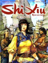 Shi Xiu T2 : Alliances (0), manga chez Les Editions Fei de Meylaender, Qingsong