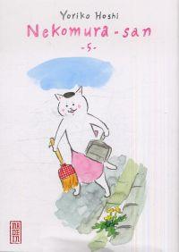 Nekomura-san T5, manga chez Kana de Yoriko