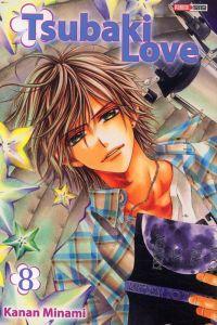 Tsubaki love T8, manga chez Panini Comics de Kanan