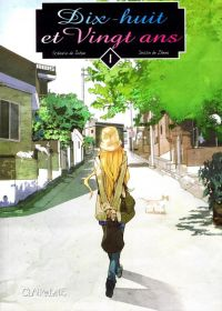 Dix-huit et vingt ans T1, manga chez Clair de Lune de Yohan, Kim, Zhena