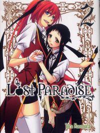 Lost paradise T2, manga chez Ki-oon de Naomura