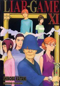 Liar game T11, manga chez Tonkam de Kaitani