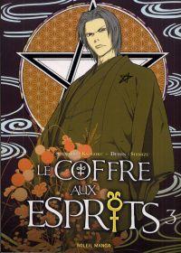 Le coffre aux esprits T3, manga chez Soleil de Kyogoku, Shimizu