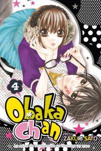 Obakachan T4, manga chez Tonkam de Sato