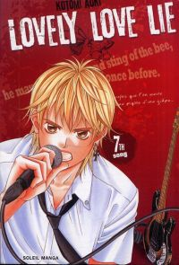 Lovely love lie T7, manga chez Soleil de Aoki