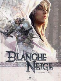 Blanche Neige, bd chez Ankama de L'Hermenier, Looky, Lamirand