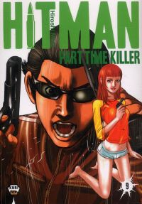 Hitman - Part time killer T9, manga chez Ankama de Mutô