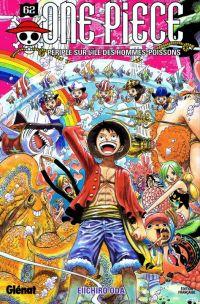 One Piece T62, manga chez Glénat de Oda