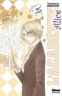 L'académie Alice T25 : , manga chez Glénat de Higuchi