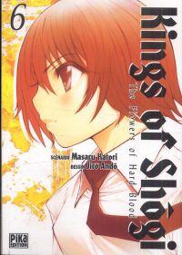 Kings of shôgi T6 : , manga chez Pika de Masaru , Jiro