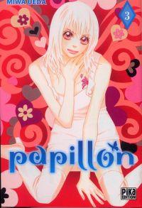 Papillon T3, manga chez Pika de Ueda