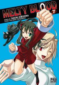 Melty blood T7, manga chez Pika de French bread, Type-moon, Kirishima