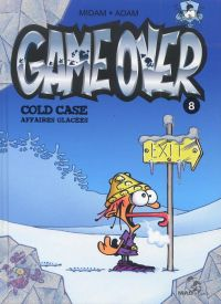 Game Over T8 : Cold Case - Affaires glacées (0), bd chez Mad Fabrik de Midam, Collectif, Netch, Mariolle, Adam, Angèle