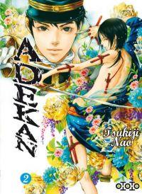 Adekan T2, manga chez Ototo de Nao