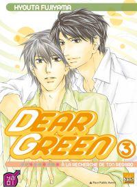 Dear green - A la recherche de ton regard T3, manga chez Taïfu comics de Fujiyama