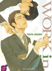 Work in, manga chez Taïfu comics de Suzuki