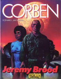 Jeremy Brood, comics chez Albin Michel de Strnad, Corben