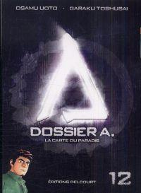 Dossier A. T12, manga chez Delcourt de Toshusai, Uoto