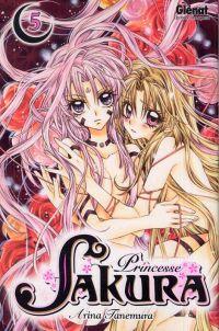Princesse Sakura T5, manga chez Glénat de Tanemura
