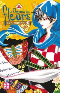 Le Chemin des fleurs T1, manga chez Kazé manga de Shimaki