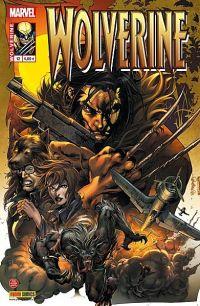 Wolverine (revue) T12 : Wolverine pour toujours, comics chez Panini Comics de Spears, Aaron, Sudzuka, Green, Gandini, Wilson, Segovia