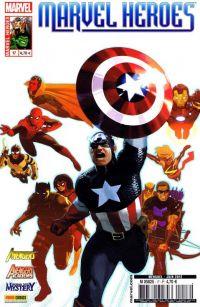 Marvel Heroes – Revue V 3, T17 : Nouvelle donne (0), comics chez Panini Comics de Gillen, Bendis, McCann, Kesel, Huet, Breitweiser, Henry, Portacio, Acuña, Martinez, d' Auria, Breitweiser, Sotomayor