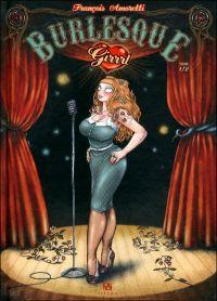 Burlesque Girrrl T1, bd chez Ankama de Amoretti, Nephyla