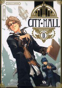 City Hall T1, manga chez Ankama de Guérin, Lapeyre