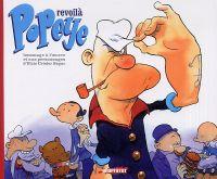 Revoilà Popeye, bd chez Onapratut de Collectif, Zep