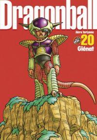 Dragon Ball – Ultimate edition, T20, manga chez Glénat de Toriyama