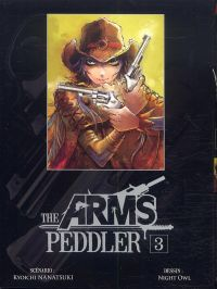 The Arms Peddler T3 : , manga chez Ki-oon de Nanatsuki , Night Owl