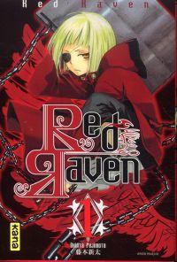 Red raven T1, manga chez Kana de Fujimoto