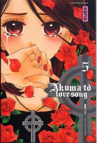 Akuma to love song T5, manga chez Kana de Tomori