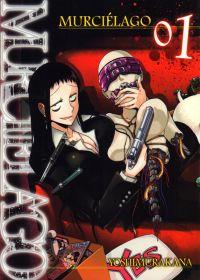 Murciélago T1, manga chez Ototo de Yoshimurakana
