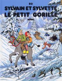 Sylvain et Sylvette T50 : Le petit gorille (0), bd chez Dargaud de Berik, Bergèse