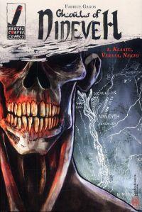 Ghouls of Nineveh T1 : Klaatu, verata, nekto (0), comics chez Sombre Bizarre de Svart
