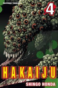 Hakaiju T4, manga chez Tonkam de Honda