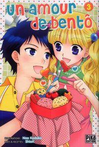 Un amour de bentô T3, manga chez Pika de Shiori_ko, Kodaka