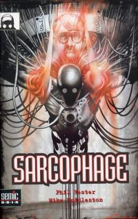 Sarcophage, comics chez Semic de Hester, Huddleston
