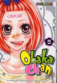 Obakachan T5, manga chez Tonkam de Sato