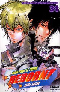 Reborn ! Mon prof le tueur T31 : Voilà la cérémonie de succession ! (0), manga chez Glénat de Amano