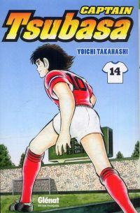 Captain Tsubasa T14, manga chez Glénat de Takahashi