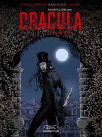Dracula l'immortel T3, bd chez Casterman de Dufranne, Kowalski, Svart