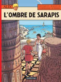 Alix T31 : L'ombre de Sarapis (0), bd chez Casterman de Corteggiani, Venanzi, Barthélemy, Robin