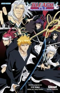 Bleach Memories of nobody, manga chez Glénat de Kubo