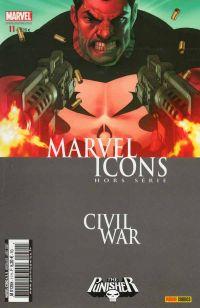 Marvel Icons - Hors série T11 : The Punisher : Comment j'ai gagné la guerre (0), comics chez Panini Comics de Fraction, Deodato Jr, Olivetti, Beredo, White