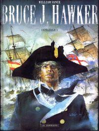 Bruce J.Hawker T1, bd chez Le Lombard de Duchateau, Vance, Petra