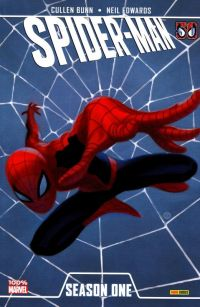 Season One : Spider-Man (0), comics chez Panini Comics de Bunn, Edwards, Curiel, Tedesco