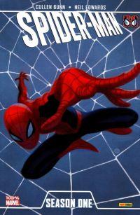 Season One : Spider-Man (0), comics chez Panini Comics de Bunn, Edwards, Curiel, Tedesco